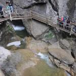 Medve-szurdok: Lélegzetelállító lépcsőzés a robajló vízesések felett