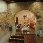 Cserkút meseszép Árpád-kori temploma