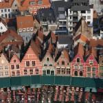 A bűbájos Brugge nem egy szarfészek