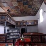 Drávaiványi: isteni templombelső a királykazetta alatt