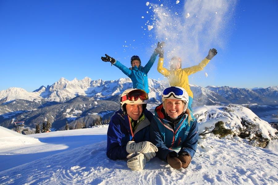 Skibilder Schladming Dachstein