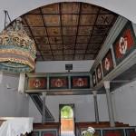 Gyügye: egy varázslatos templombelső nyomában