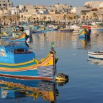 Málta: az azúrkék tenger színes gyöngyszeme