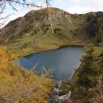Paarsee: idilli tavak a Haßeck ölelésében