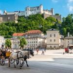 Salzburg: Fedezzük fel Mozart városát kerékpárral