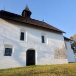 Tornaszentandrás: Árpád-kori templom a hegytetőn