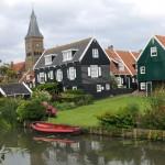Marken: színes falumúzeum egy aprócska holland szigeten