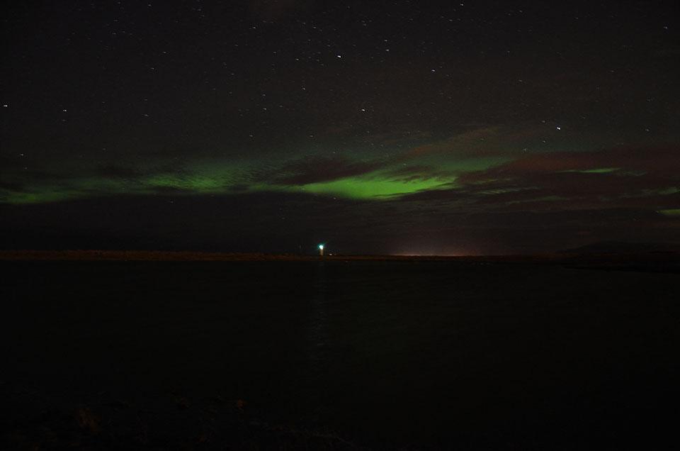 1. Grótta Aurora Borealis_