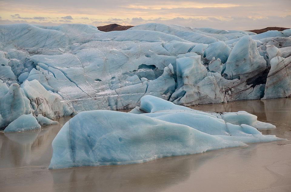 15. Svínafellsjökull