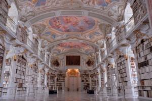 Admont: Kolostorkönyvtár