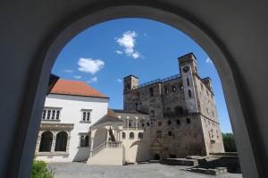 Sárospatak: Rákóczi-vár