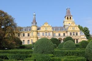 Szabadkígyós: Wenckheim-kastély