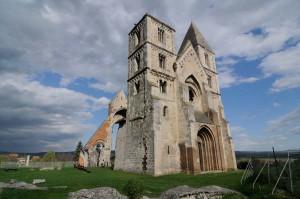 Zsámbék:  templom- és kolostorrom
